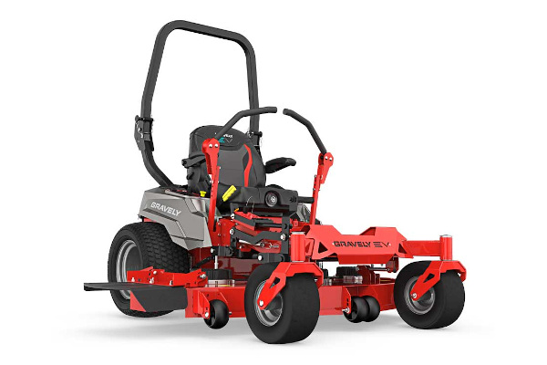Gravely | Pro-Turn EV | Model EV 60 SD - 997001 for sale at Carroll's Service Center