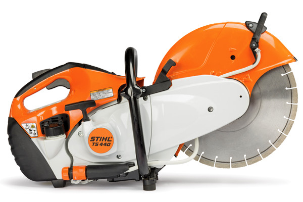 Stihl TS 440 STIHL Cutquik® for sale at Carroll's Service Center