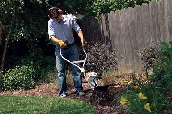 Stihl |  Multi-Task Tools | YARD BOSS® Attachments for sale at Carroll's Service Center