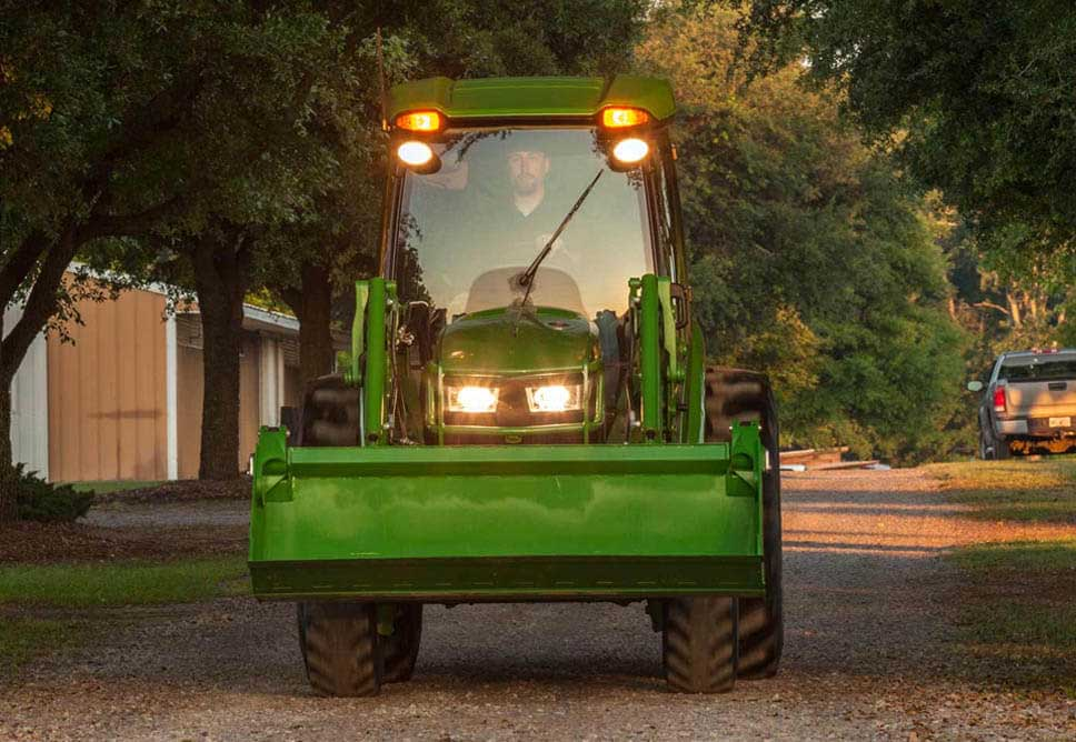 Carroll's Equipment has new & used John Deere equipment