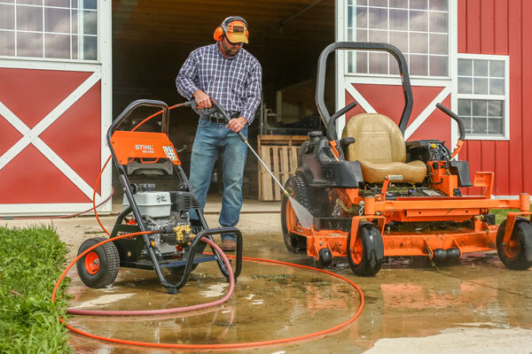 Stihl | Pressure Washers | Homeowner Pressure Washers for sale at Carroll's Service Center