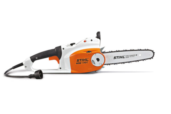 Stihl MSE 170 C-B for sale at Carroll's Service Center