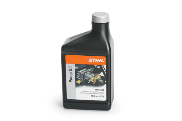 Stihl | Pressure Washer Accessories | Model Pressure Washer Pump Oil for sale at Carroll's Service Center