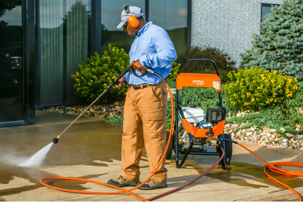 Stihl | Pressure Washers | Professional Pressure Washers for sale at Carroll's Service Center